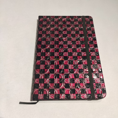 Branded Popular Supplies School Office Single Line PVC Leather Notebook PLN-07